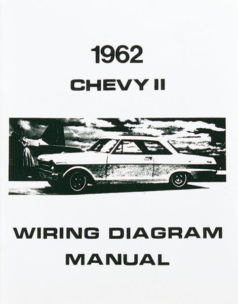 1962 74 nova literature factory literature wiring diagram mp101