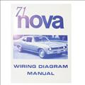 1962-74 Nova 1971 Nova Wiring Diagmanual