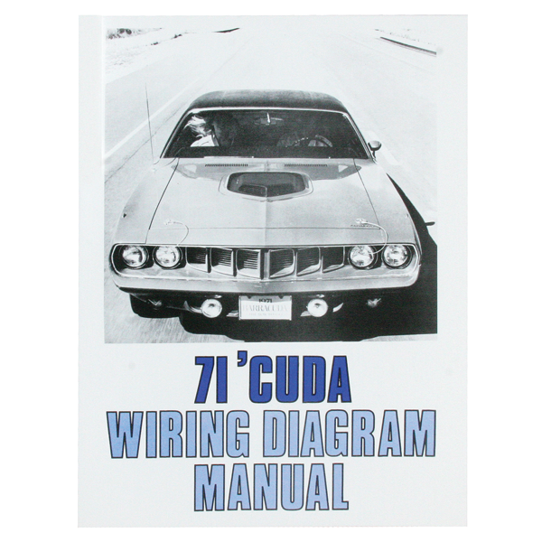 Marvelous E Body 1970 74 Barracuda Challenger Literature Wiring Wiring Digital Resources Millslowmaporg
