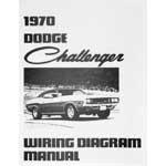 1970 Challenger wiring diagram manual.
