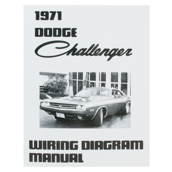 Astonishing E Body 1970 74 Barracuda Challenger Literature Wiring Wiring Digital Resources Millslowmaporg