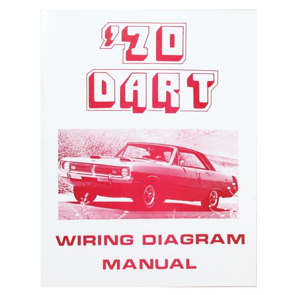 1970 Dart wiring diagram manual.