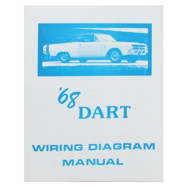 A-Body 1962-76 - Dart - Duster - Valiant -- Literature / Wiring ...