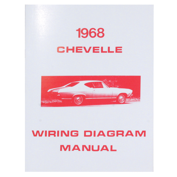 1968 models wiring diagram manual