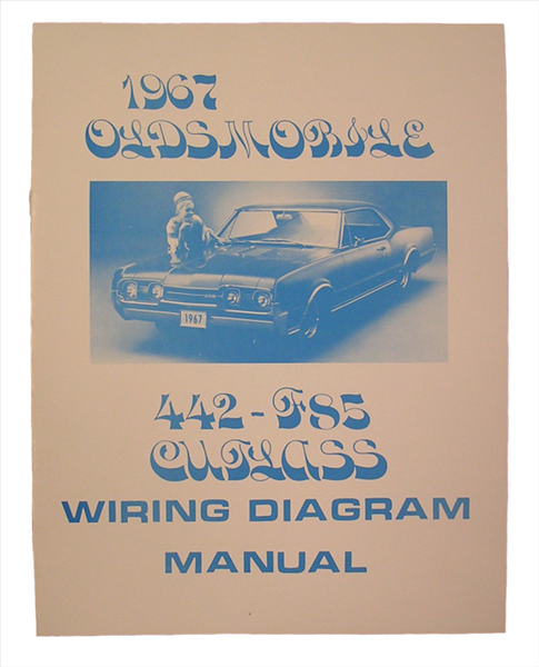 cutlass wiring diagram 1964 72 cutlass 442 literature factory literature wiring  1964 72 cutlass 442 literature