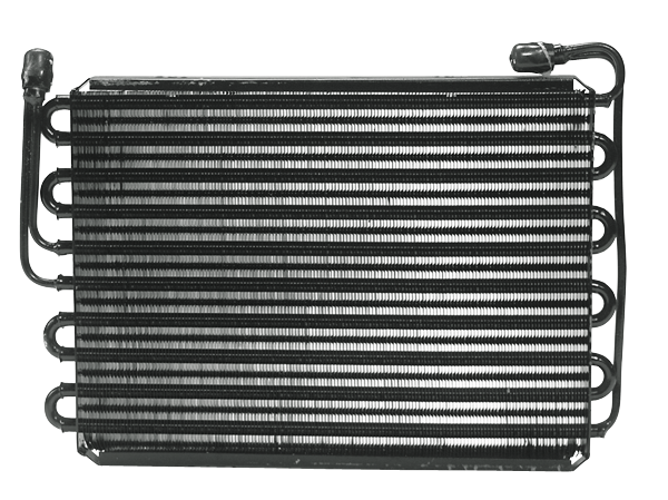 Automatic transmission cooler, 1966-1969 B-body,  reproduction.