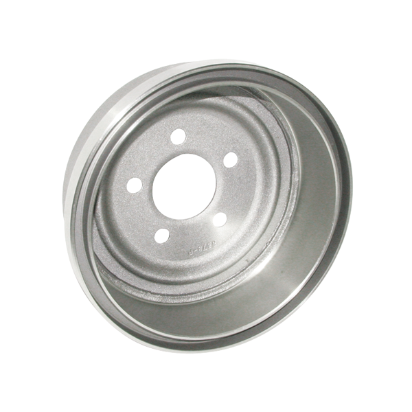 10 x 2-1/2 rear drum for 1966-1974 B-body models with front disc brakes.