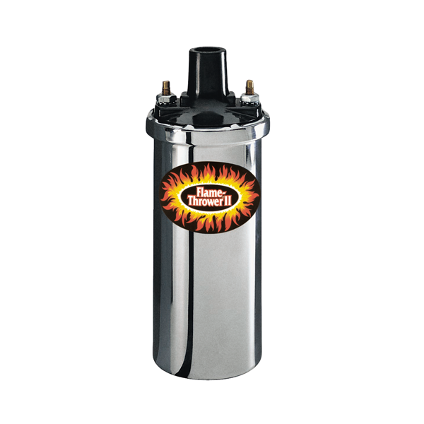 PerTronix Flame Thrower II chrome coil. Color : Chrome