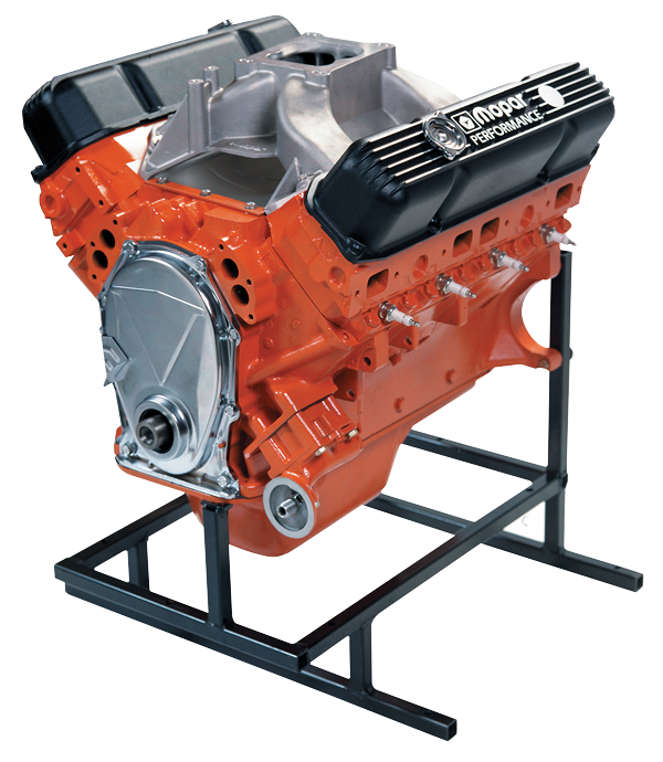 Mopar Performance P5007628AC 500 Wedge/505 Hp Crate Engine