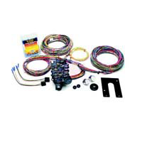 pl10202 painless 20101 18 circuit universal wiring harness 1967 1968 firebird