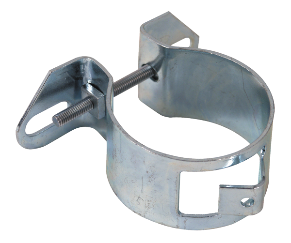 Pertronix coil bracket with bright zinc finish. Color : Bright Zinc