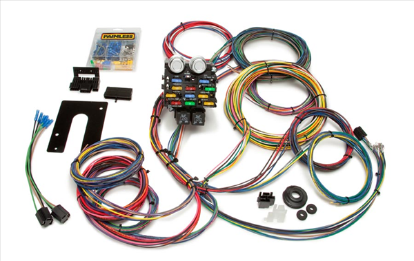painless 50002 12 circuit pro street wiring harness Universal Painless Wiring Harness