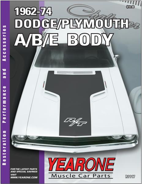 Automobilia -- Print Catalogs / YearOne Catalogs / Printed