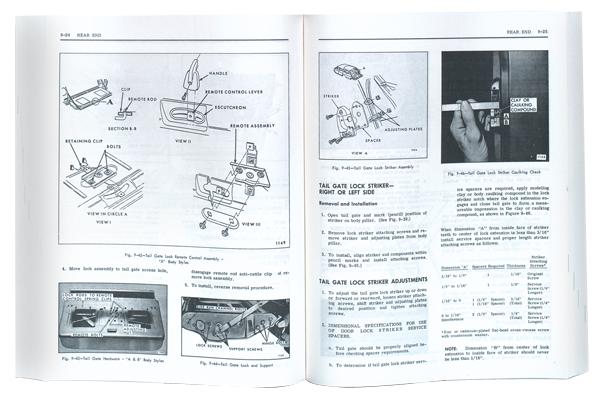 1964 72 chevelle monte carlo el camino literature factory rh yearone com 1972 fisher body service manual 1972 fisher body service manual