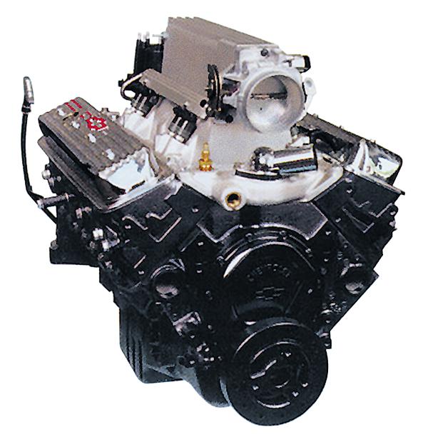 196472 Chevellemonte Carloel Camino Engine Yearone Crate
