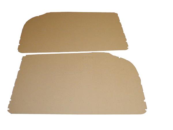 1955 57 Chevy Interior Door Panels Doorpanel Cardboards