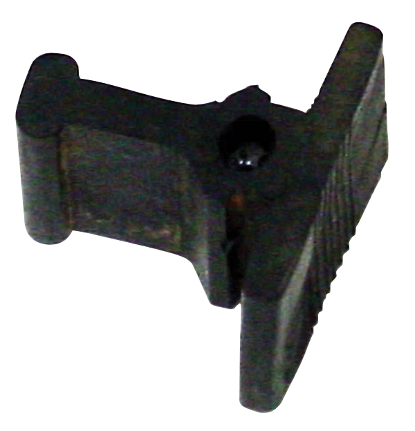 Reproduction clutch pedal stop bumper for 1964-1974 A- B- and C-body and 1970-1974 E-body models with M/T.