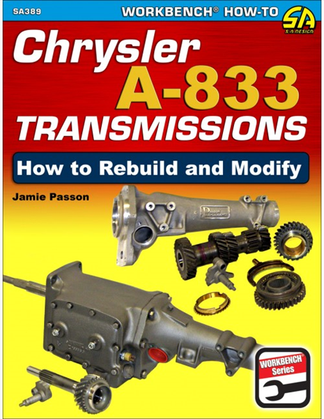 Book SA253 Jeep Dana /& Chrysler Differentials How To Rebuild /& Upgrade