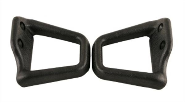 Camaro//Firebird Seat Belt Shoulder Guides Pair Tan LH /& RH New GM