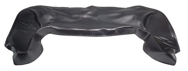 1968-1972 convertible top boot and storage bag. Color : Black