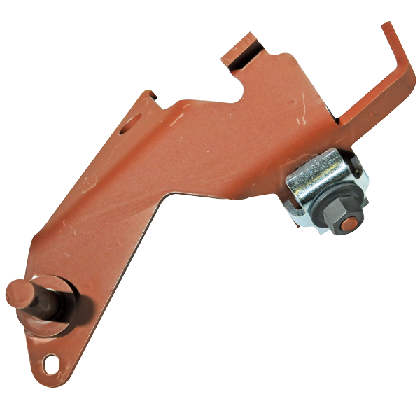 Reproduction accelerator cable bracket for 1967-1970 models with 440 4 barrels.