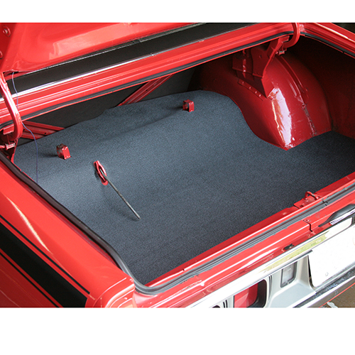 Acc Carpet 1971 1973 B Body Trunk Mat Available In