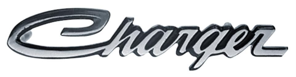 1970 Charger grille emblem.