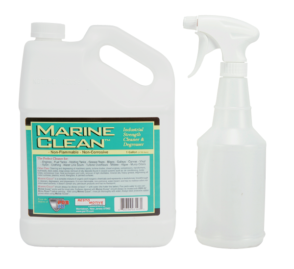POR-15 Marine-Clean, 1-gallon.