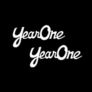 YearOne 12 window decals (pair). White. Color : White