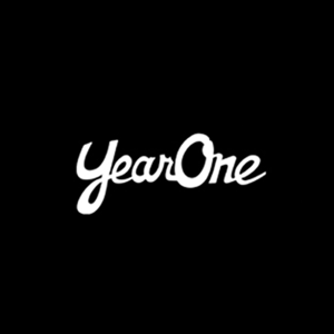 YearOne 12 window decal (each). White. Color : White