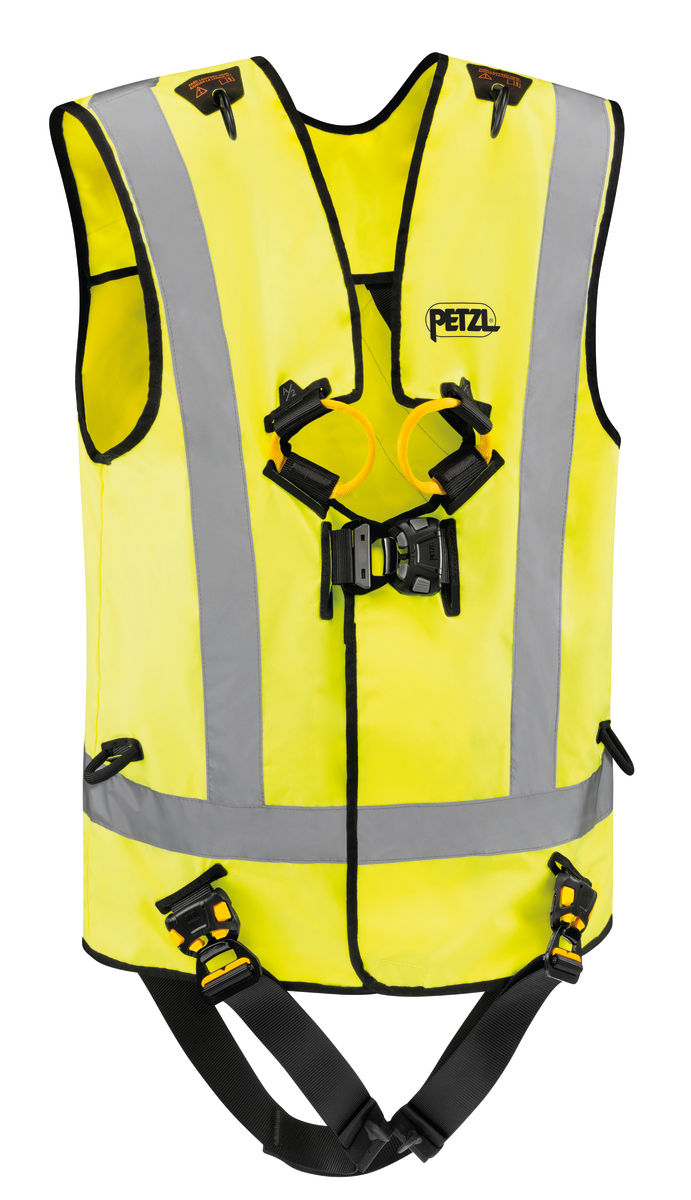 NEWTON EASYFIT HI-VIZ full body harness