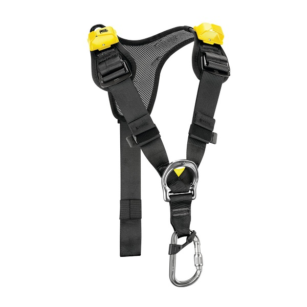 TOP Chest harness for seat harness