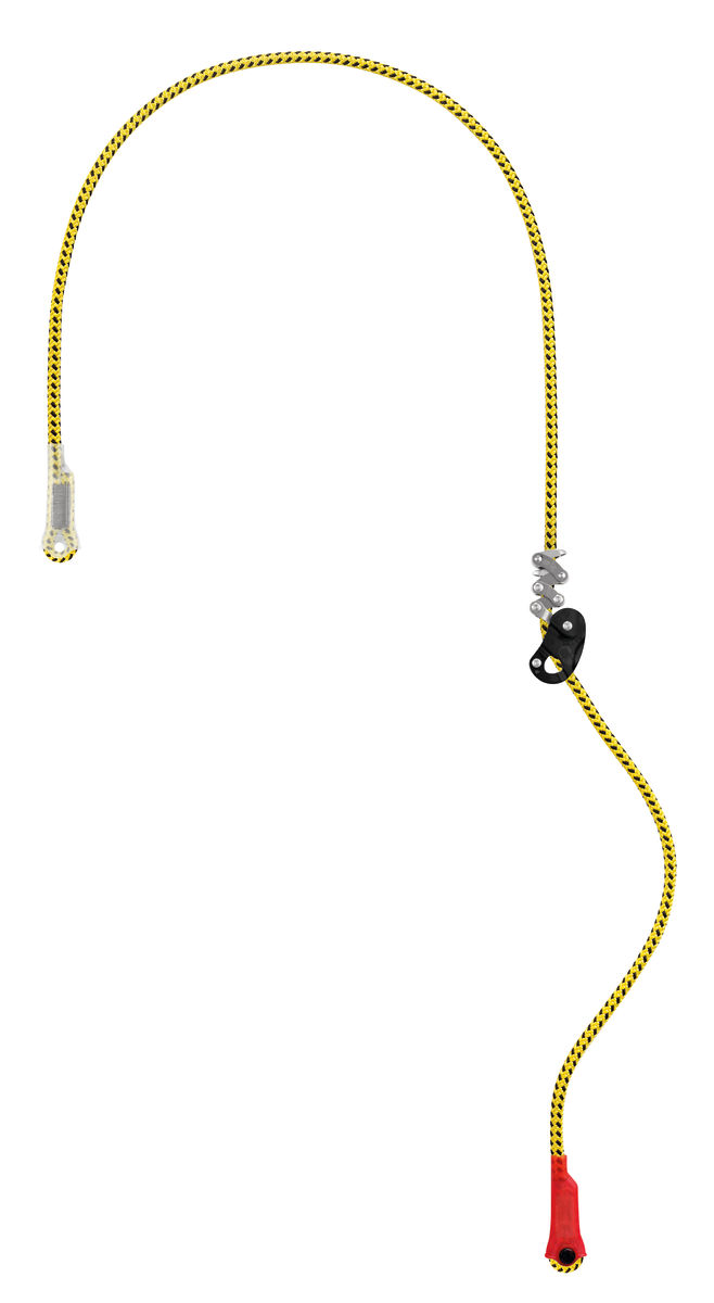 ZILLON adjustable lanyard for arborists
