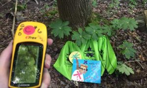 Geocaching & Location-Based Games