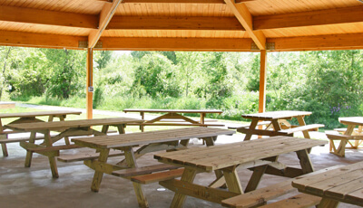 Mountain Run Station Picnic Shelter