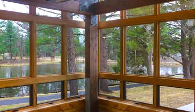 Claridon Woodlands Facilities