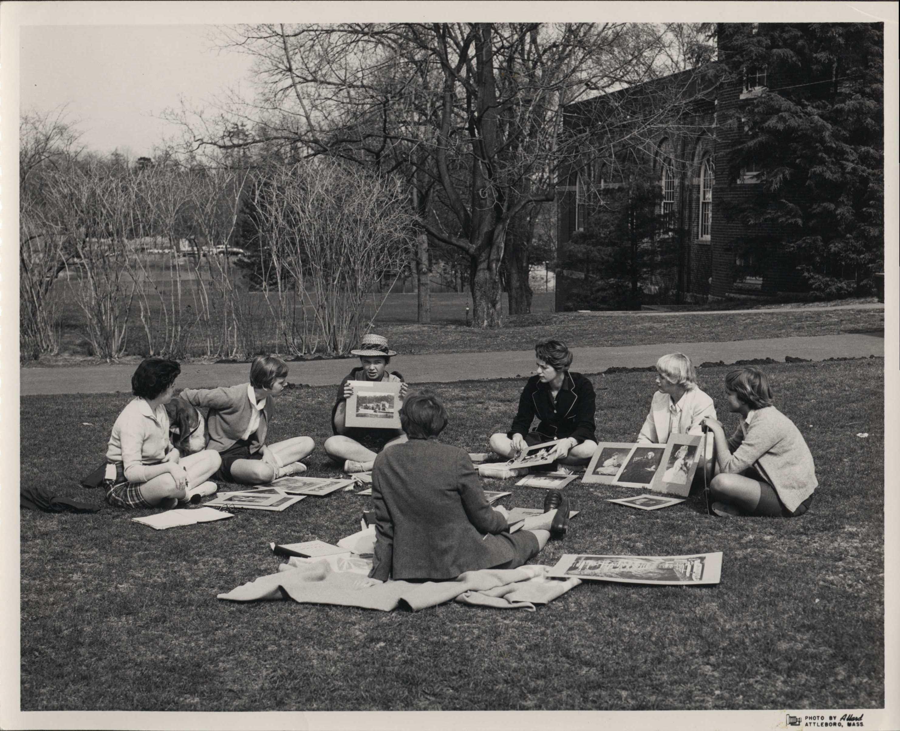 Class of 1961, 1958
