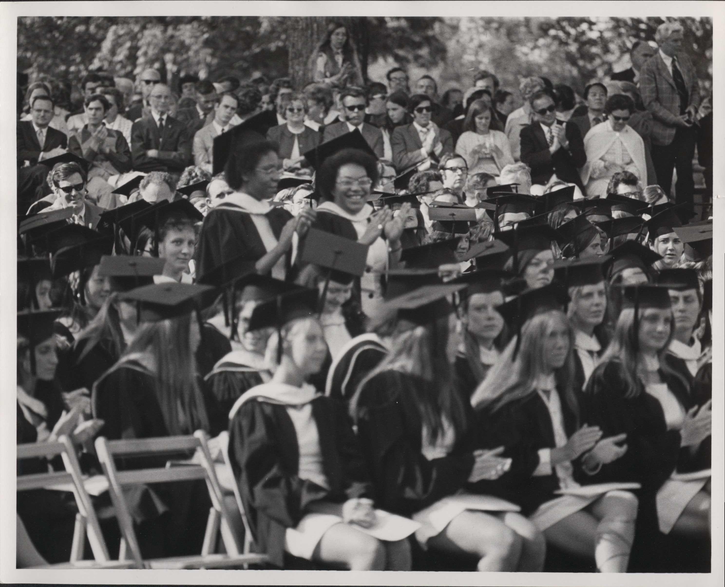 Commencement 1971