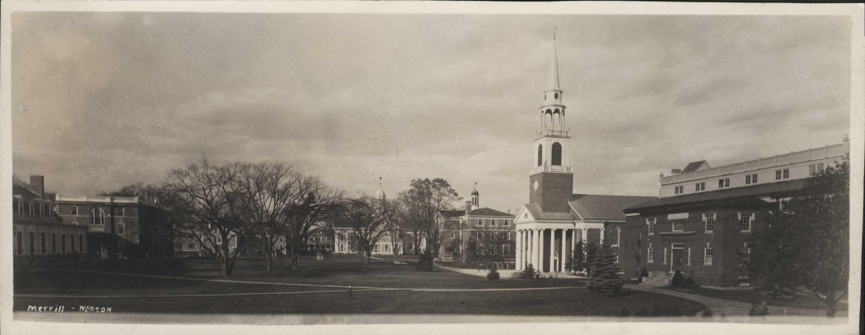 Campus pre 1933