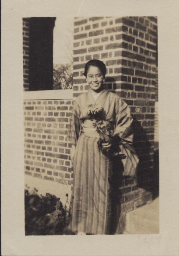 Shio Sakanishi W'1925