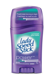 Lady Speed Stick Power: Cool Breeze