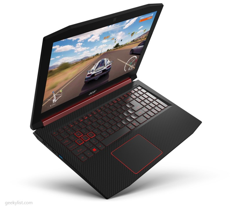 Acer NITRO 5 2018 (AN515-53-7366 / AN515-53-70AQ) - Intel Core i7-8750H  - Gaming Laptop