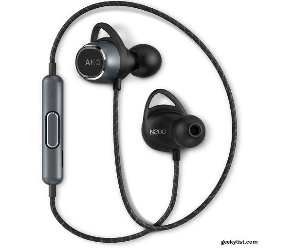 AKG N200 Wireless in-ear earphone