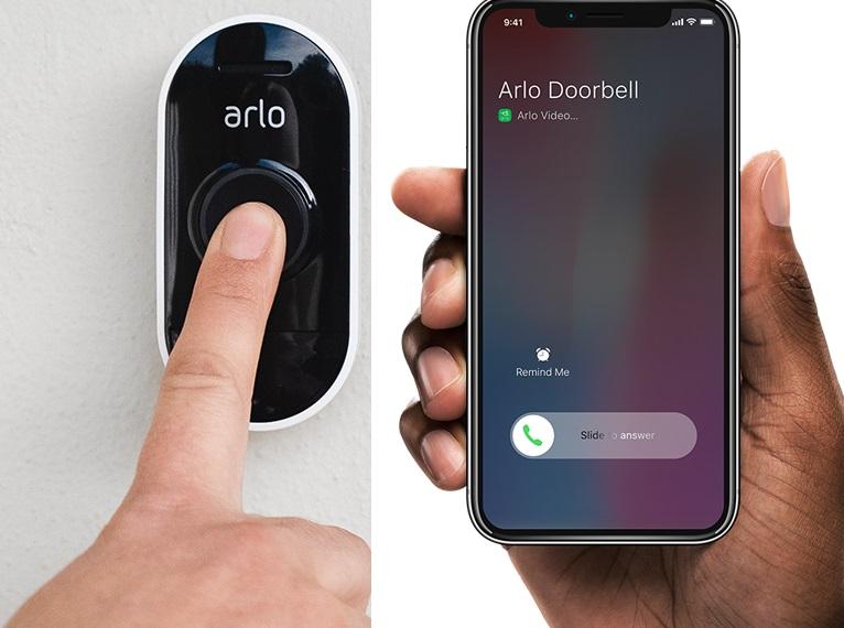 Arlo Audio Doorbell (AAD1001)