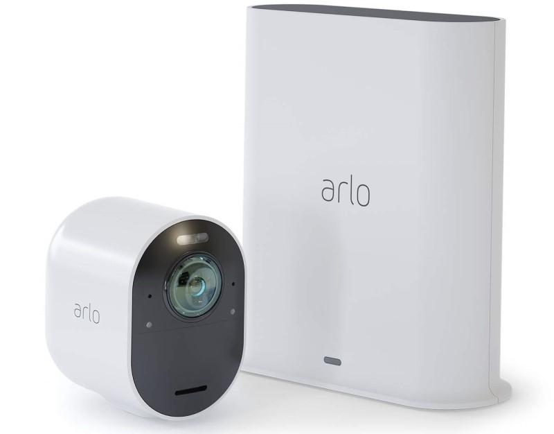 Arlo Ultra Wire-Free 4K HDR Security Camera (VMS5040 / VMS5140 / VMS5240 / VMS5240 / VMS5240)