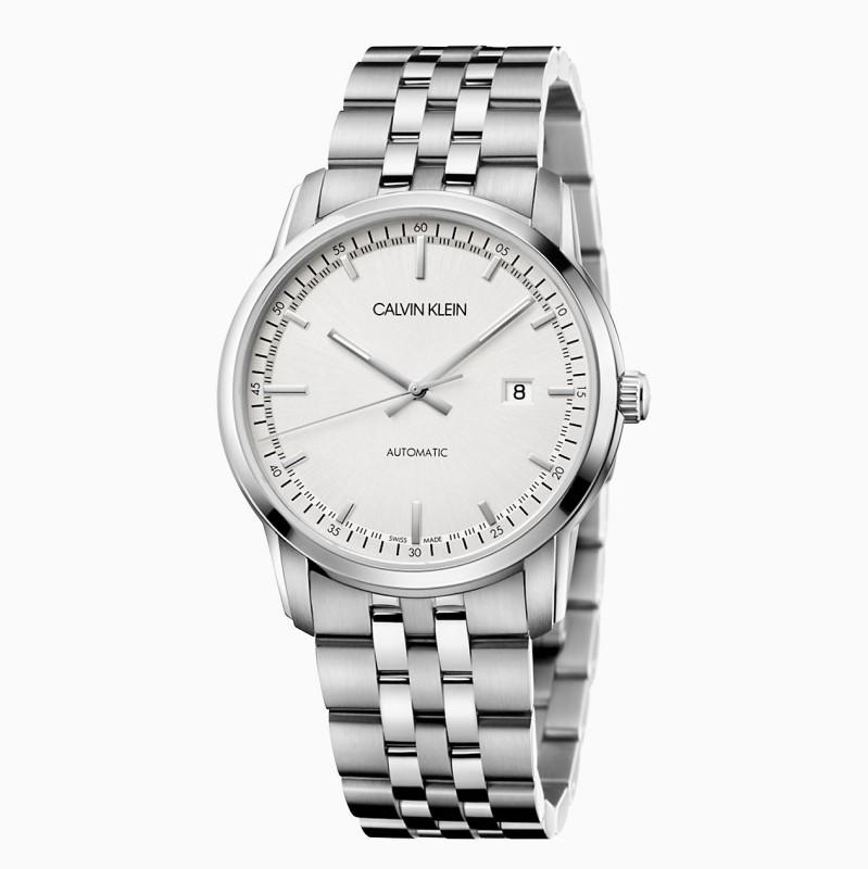 Calvin Klein Infinite Too (K5S3414X) Stainless Steel Bracelet Watch