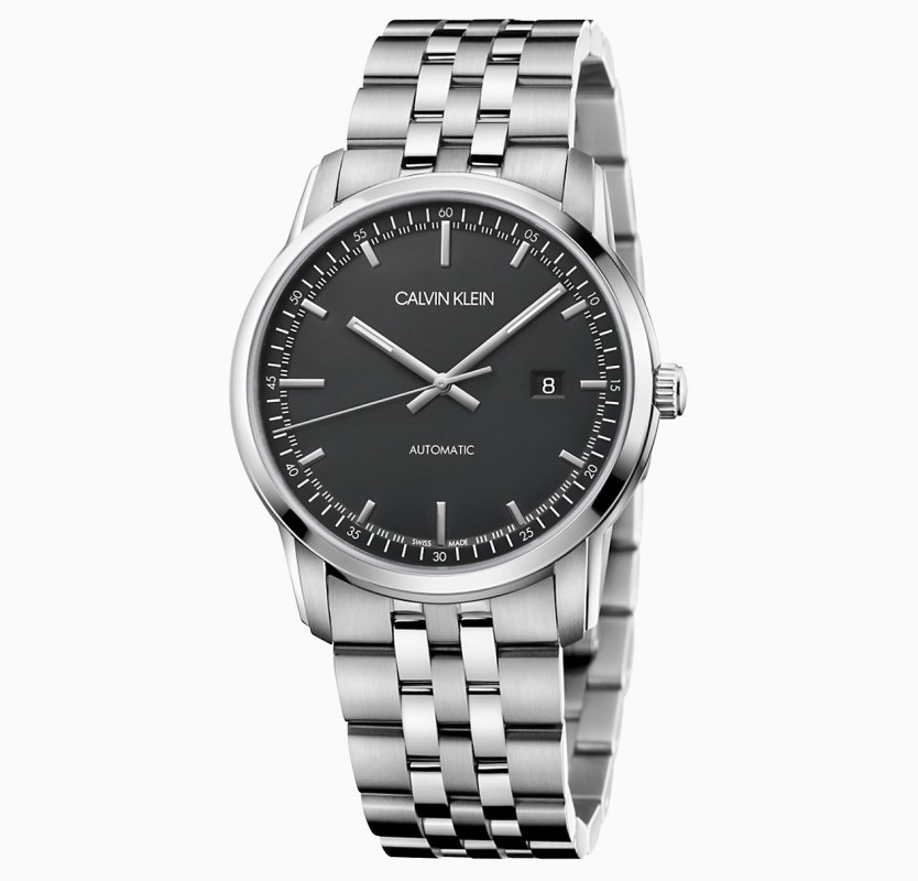 Calvin Klein Infinite Too (K5S3414Y) Stainless Steel Bracelet Watch