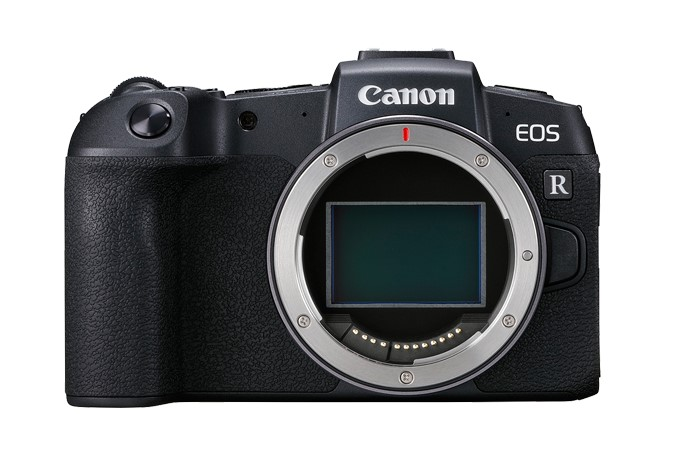 Canon EOS RP Mirrorless Camera (3380C002AA / 3380C012)