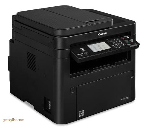 Canon imageCLASS MF269dw - All in One Wireless Laser Printer