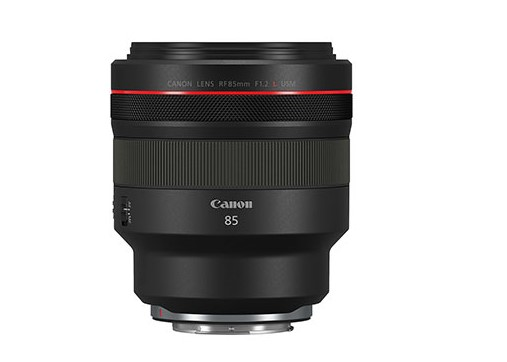 Canon RF 85mm Mirrorless Camera Lens (3447C002)